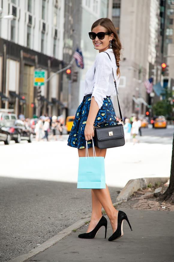 Tiffany & Co. 5th Avenue New York City