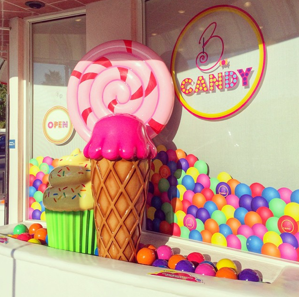B.Candy Newport Beach