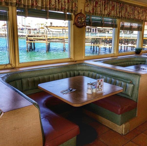 Diner O.C., California Redondo Beach