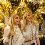 """New York Fashion Week: Mulberry und Cara Delevingne feiern den Launch der neuen """"Cara Collection"""""""