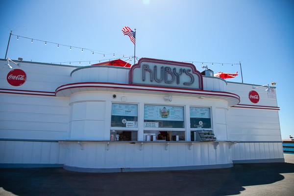 Ruby's Diner Newport Beach