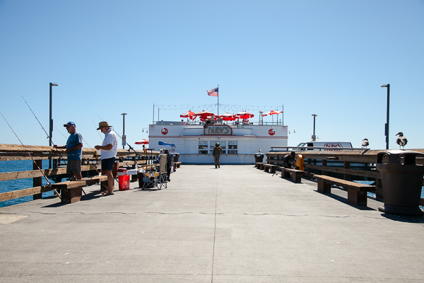 Ruby's Diner Newport Beach Balboa Pier
