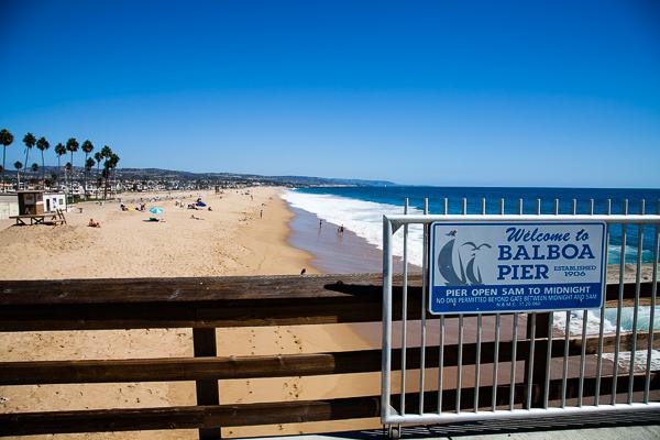 Josie loves auf Weltreise: Unser Kalifornien-Auftakt in Newport Beach