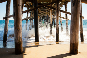 Newport Beach Strand Pier