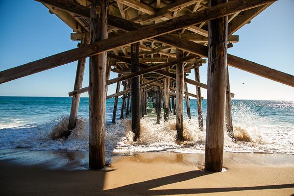 Newport Beach Balboa Pier