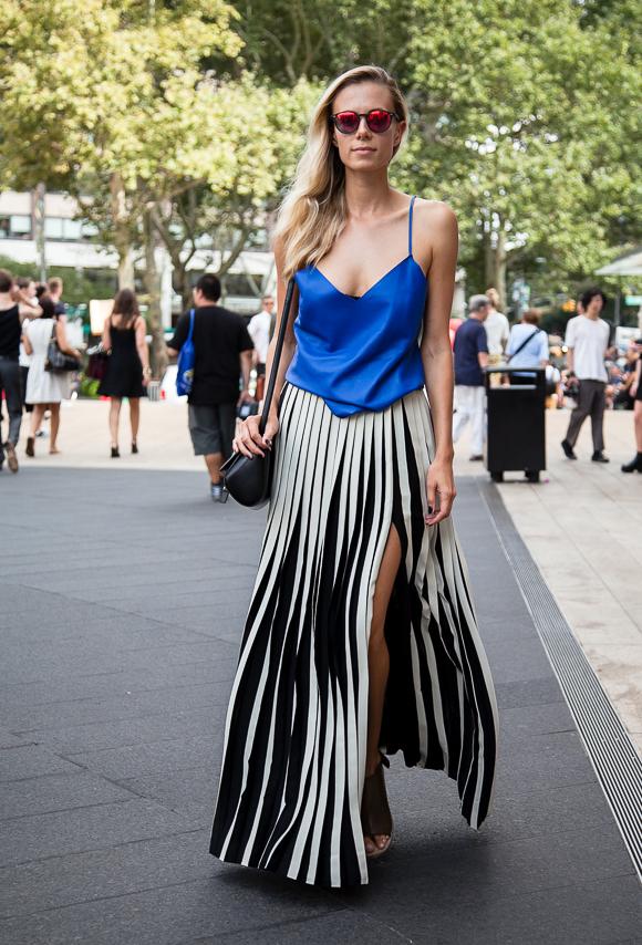 New York Fashion Week Street Style Trends