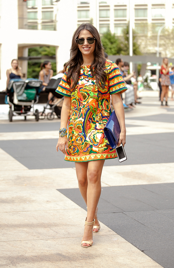 New York Fashion Week: Street Styles - Part One