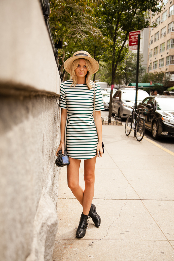 New York Fashion Week Street Styles: Part Three