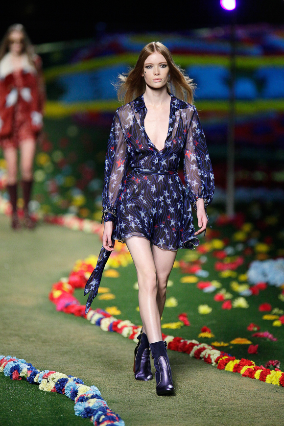 New York Fashion Week: Tommy Hilfiger Sommer 2015