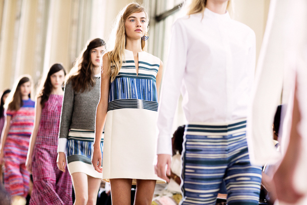 New York Fashion Week: Tory Burch Sommer 2015