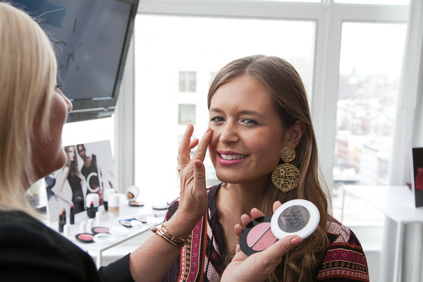 Im Interview mit ck one color Make-up-Artist Jodie Boland