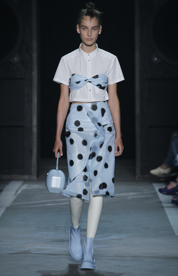 New York Fashion Week: Marc by Marc Jacobs Sommer 2015