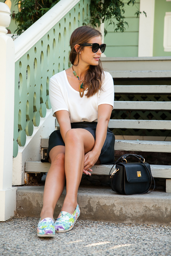 5 Basics – 50 Looks: Outfit 31