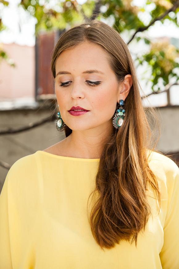 Make-up-Tutorial mit Sina Velke: Wie schminke ich den perfekten Herbst-Look?