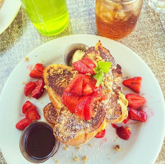 French Toast Perfektion in San Diego