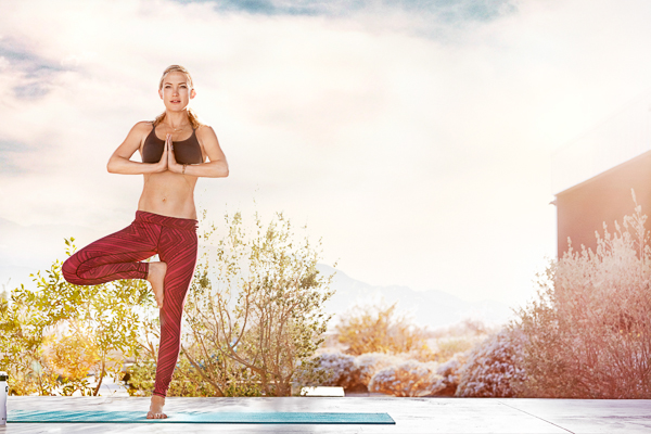 Fabletics: Stylishe Sportmode von Kate Hudson