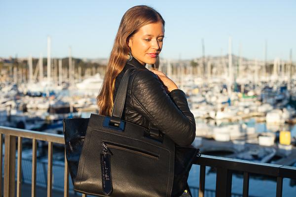 Josie loves, Masha Sedgwick, Les Attitudes und FashionHippieLoves für Bogner Bags & Belts: Die All Around the World Bag