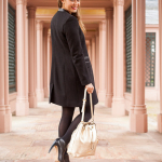 Michael Kors Jules Drawstring Metallic Leather Large Shoulder Bag Gold