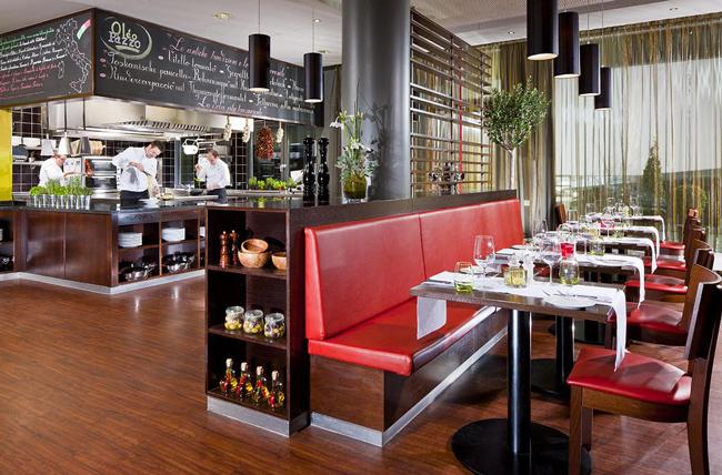 Restaurant Marriott München