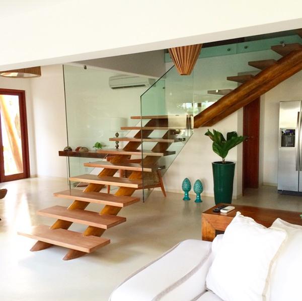 Unser Wohnzimmer im Campo Bahia