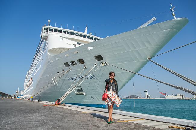 Unsere Kreuzfahrt mit der Costa neoRiviera