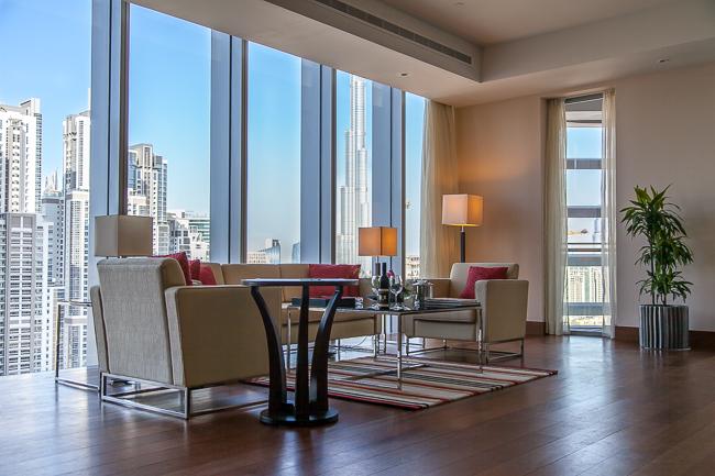 Unser Dubai-Auftakt im The Oberoi