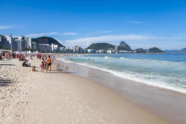 Rio de Janeiro Strand