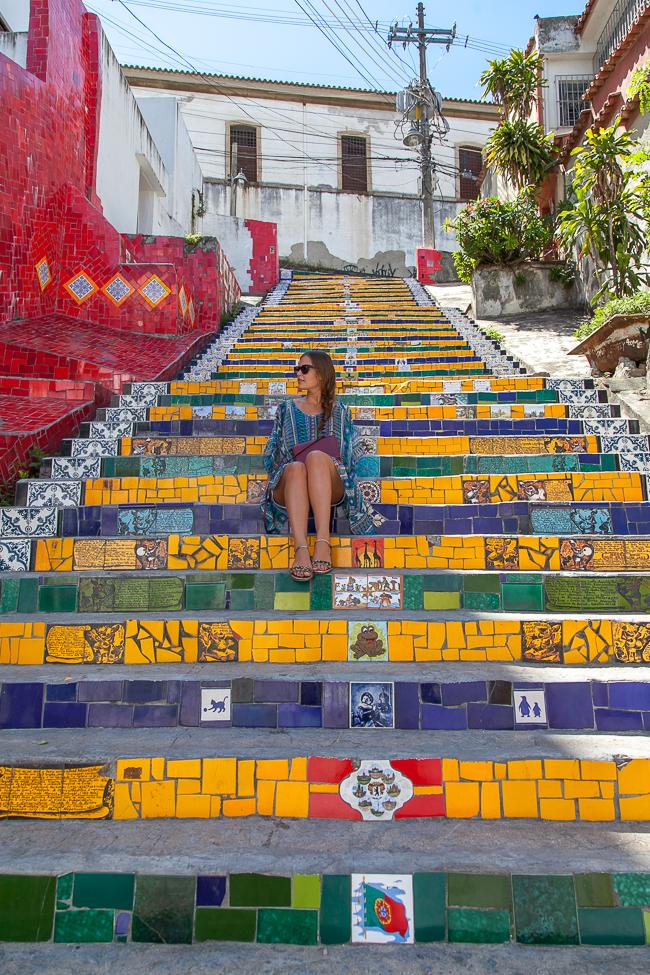 Josie loves Rio de Janeiro