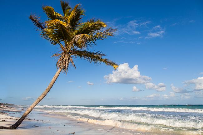 Tulum: Jahrhundertalte Kultur trifft auf weiße Sandstrände und Beach Clubs