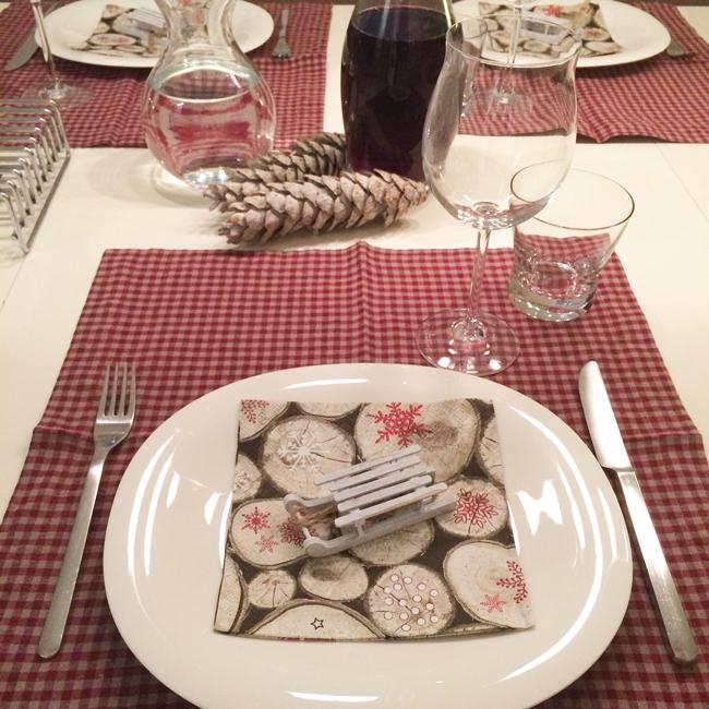 Weihnachtsdinner