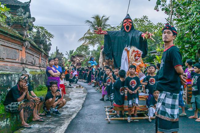 Ein Wochenende im Zeichen balinesischer Kultur: Nyepi im COMO Shambhala Estate in Ubud