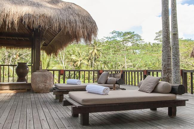 COMO Shambhala Estate in Ubud, Bali