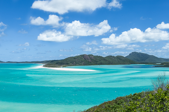 Hill Inlet Scenic Lookout