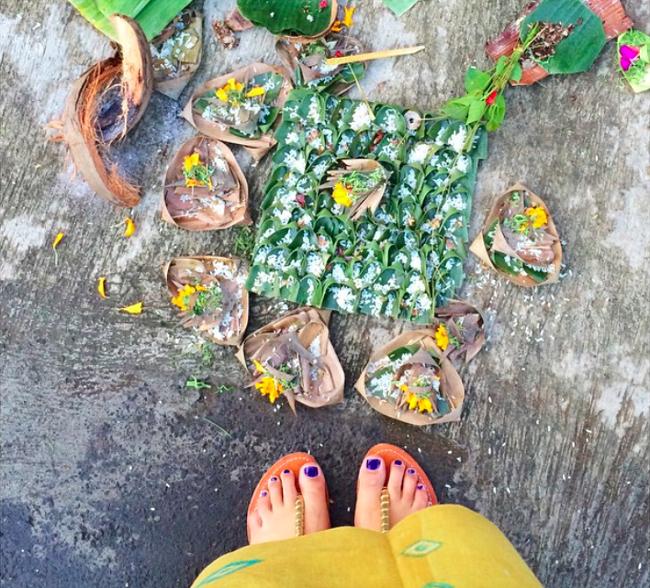 Nyepi Feiertag auf Bali