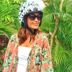 Bali Helm Roller mieten