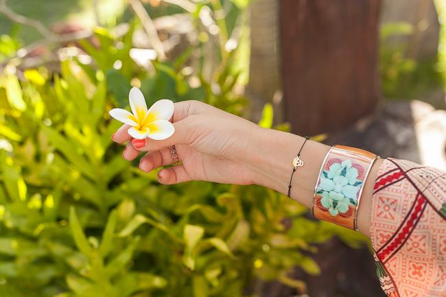 Flor Amazona Bracelet