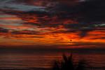 Sonnenuntergang Negombo Sri Lanka