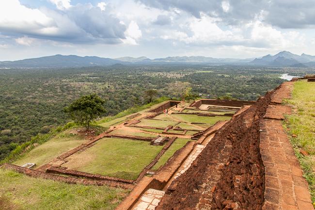 Fortress in the Sky Sri Lanka