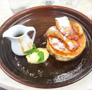 Pancakes Indigo Double Bay Sydney