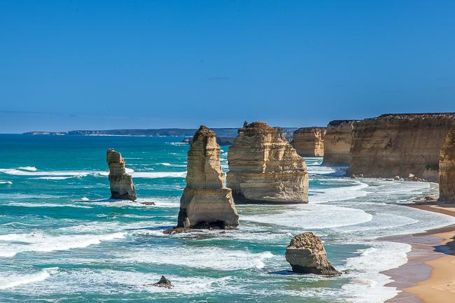 Die schönste Route unserer Weltreise: Die Great Ocean Road in Australien