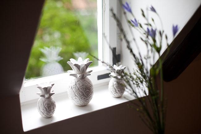 Ananas-Accessoires für unser Zuhause - Josie Loves