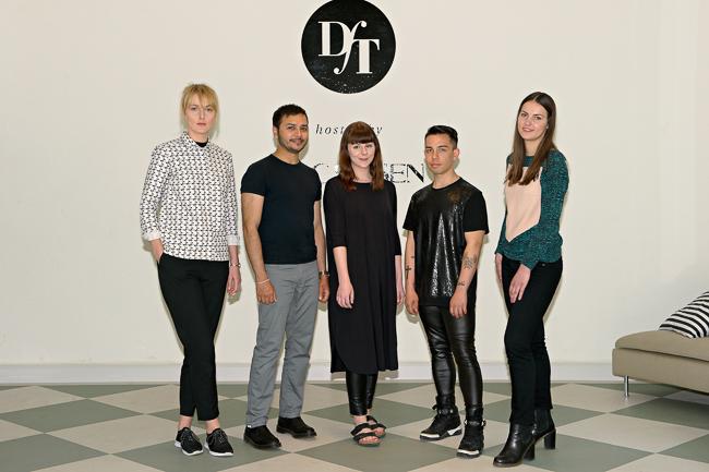 Der Preparation Day für den Designer for Tomorrow Award 2015 in Berlin