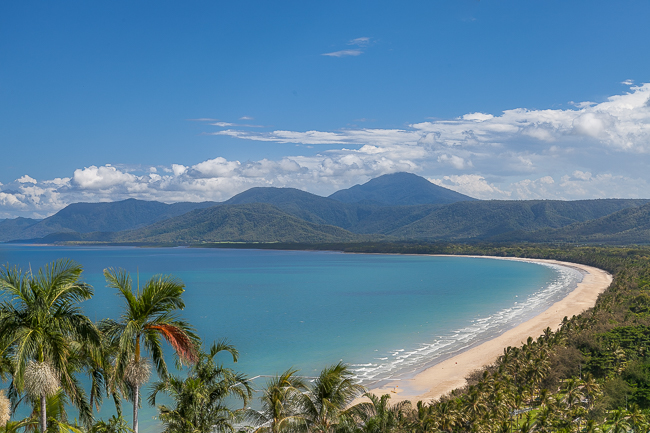 Australien Port Douglas Strand Fluch der Karibik