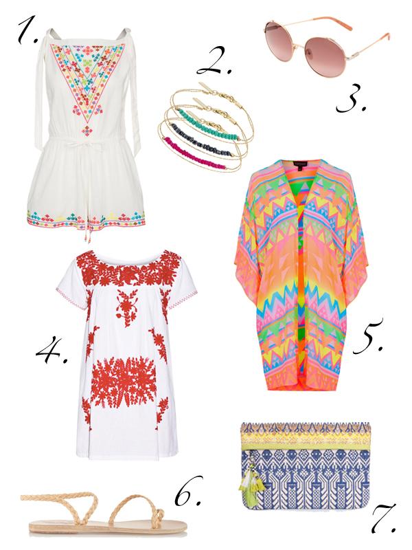 Shopping: Sommer-Favoriten