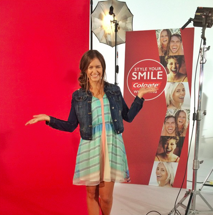 Style your Smile: Mein Tutorial-Dreh mit Boris Entrup und Colgate in Hamburg