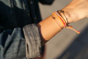 Armbänder Bali