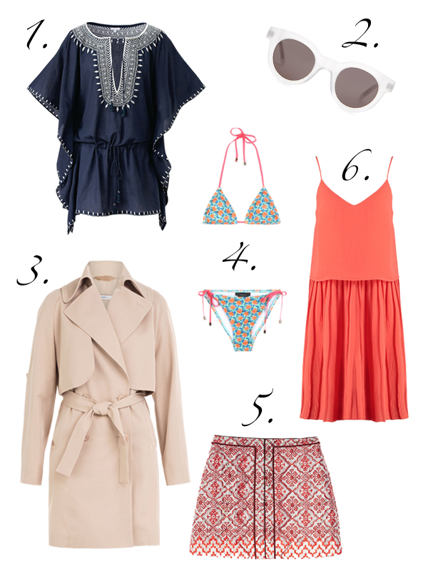 SALE Highlights von Topshop, Carven und Star Mela
