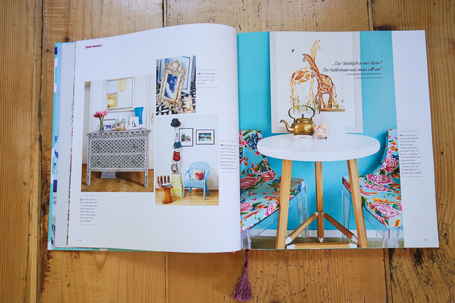 Inspirations-Tipp: Das große Buch der Wohnstile von Delia Fischer