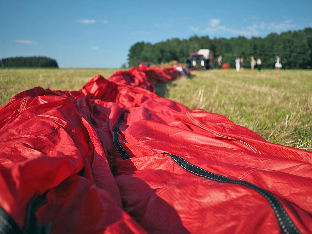 Out There mit Carrera: Meine erste Heißluftballonfahrt