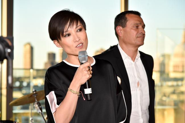 Mit Jimmy Choo in London: Der Launch von ILLICIT mit Sky Ferreira